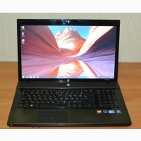 Большой игровой ноутбук HP ProBook 4720S (core i5, 8 гиг, 3 часа)