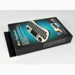 Беспроводная мини клавиатура с тачпадом Rii mini I8 (MWK 08) ENG/RUS