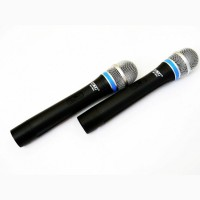 Радиосистема UKC UWP-200XL база 2 радиомикрофона