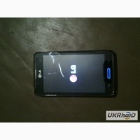 Продам срочно смартфон lg optimus p713
