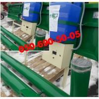 Погрузчик-протравитель ПЗС-30 для загрузки зерна в сеялки с одновременным их протравлением