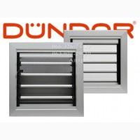 Алюминиевые решетки DUNDAR с ручным управлением