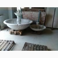 Мраморный фонтан, производство Украина, недорогой. К продаже готов