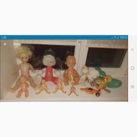 Эксклюзивные и раритетные детские игрушки 60-70 годов - СССР, в хорошем состоянии