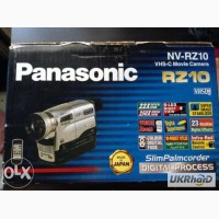 Видеокамера panasonic NV-RZ 10EN