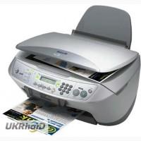 Принтер, сканер, копир - мфу epson три в одном