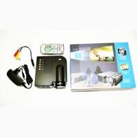 Мини проектор портативный мультимедийный Led Projector UC28