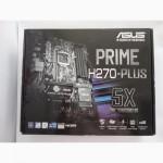 Материнская плата ASUS Prime H270-Plus (s1151, Intel H270, PCI-Ex16)