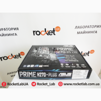 Материнская плата ASUS Prime H270-Plus (s1151, Intel H270, PCI-Ex16)
