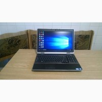 Ноутбук Dell E6520, 15.6#039;#039; 1920x1080, Intel i7-2760QM, 8GB, 128GB SSD / 500GB HDD, Nvidia