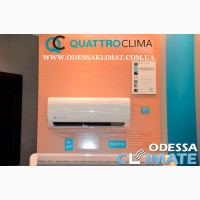 Кондиционер QuattroClima Одесса купить кондиционер Кватра Клима